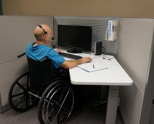 Как заработать инвалиду 8