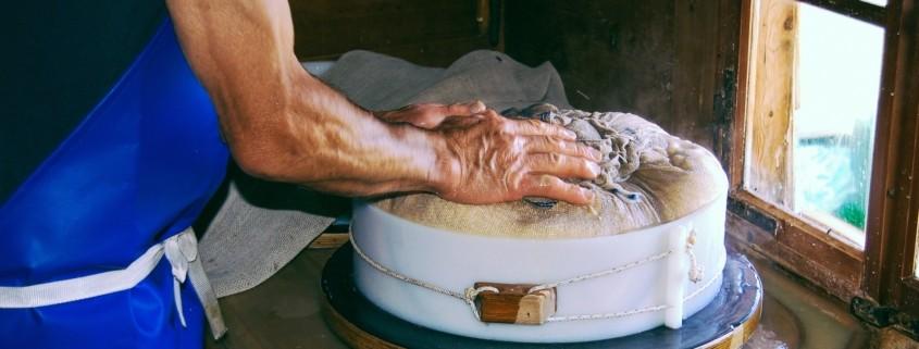 Производство сыра 1